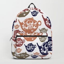 Good morning! Wake up pattern. Backpack