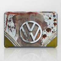 volkswagen iPad Cases featuring volkswagen by Aaron Joslin Photography