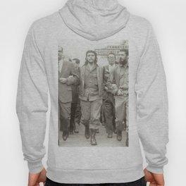 Che Guevara, Fidel Castro and Revolutionaries Hoody