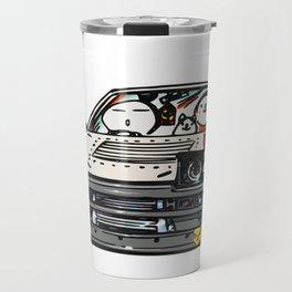Crazy Car Art 0135 Travel Mug