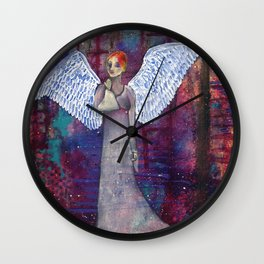Many Paths to Heaven Wall Clock