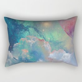 Out There Rectangular Pillow