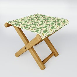 Fun Frogs with Leaves from Trees Folding Stool
