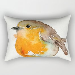 Robin Bobin Along Rectangular Pillow