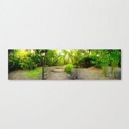Nature Panorama Canvas Print