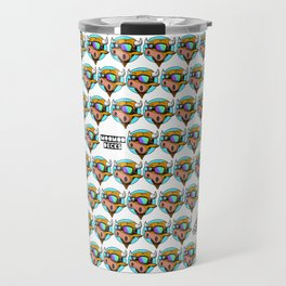 Moo Moo Print Travel Mug