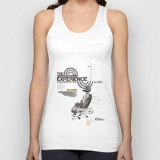Additional poster design- The Wichcombe Experience Unisex Tank Top