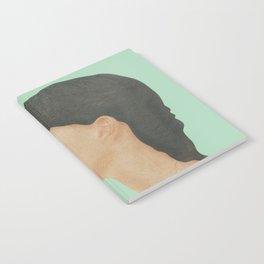 Blowing Bubble Gum Notebook
