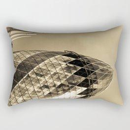 The Gherkin Rectangular Pillow