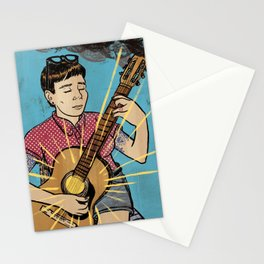 Happy Songs Stationery Cards
