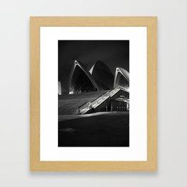 Sydney Opera House, Sydney, Australia 2 Framed Art Print