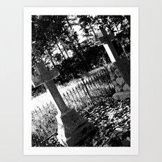 A Dark Vision Art Print