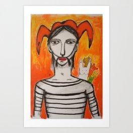 LEI Art Print