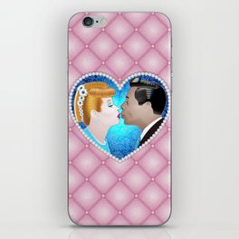Ricky Loves Lucy iPhone Skin