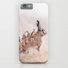 Crystal Rabbit iPhone Case