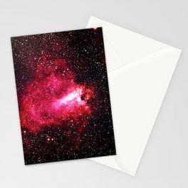 The Omega Nebula Stationery Cards