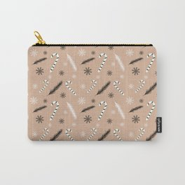 Christmas Pattern 3 Carry-All Pouch