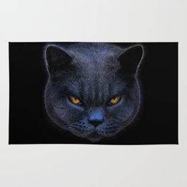 Cross Cat! Rug