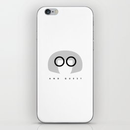 Edna Mode AND GUEST iPhone Skin