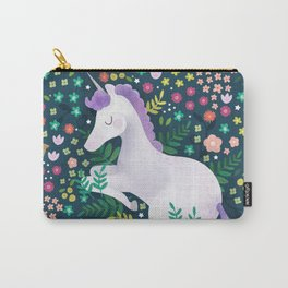 Unicorn Meadow Carry-All Pouch
