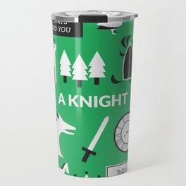 OUAT - A Knight Travel Mug