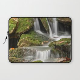 Mossy Rohrbaugh Waterfall Laptop Sleeve