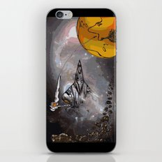 Stealth Bomber Simplified iPhone & iPod Skin