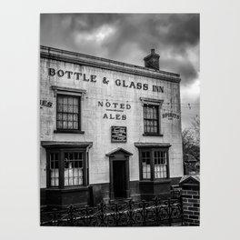British Pub Poster