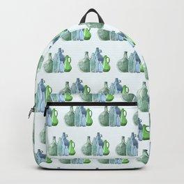 Antique Bottles Backpack
