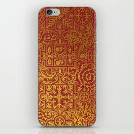 Antique Book Cover iPhone Skin