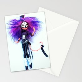 Voodoo Cat Stationery Cards
