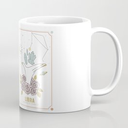 Libra Zodiac Series Coffee Mug