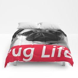 PUG LIFE BOX Comforters