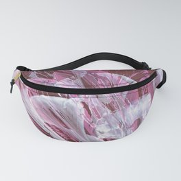 Calla Lily Flower  pink white Fanny Pack