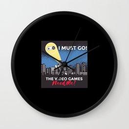 Gamer Signal Best Gift Wall Clock
