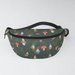 Woodland Gnomes Fanny Pack