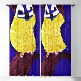 Hiding In The Shadows Blackout Curtain