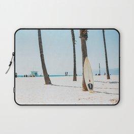 Surf on the beach Laptop Sleeve