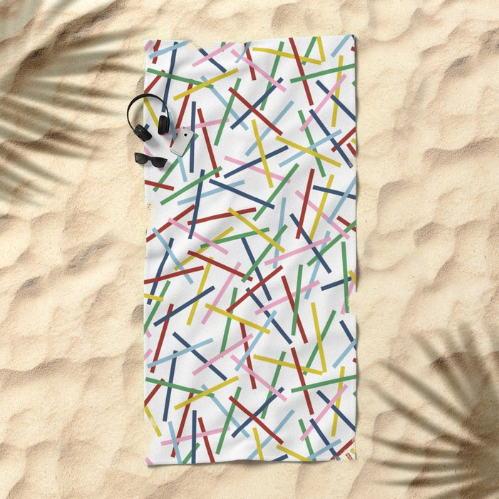 Kerplunk 15 Beach Towel