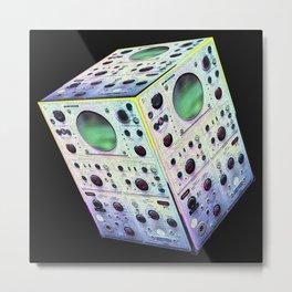 3D super OMNI-SCOPE Metal Print
