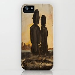 Glorious Birds iPhone Case