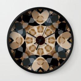 Merovingian Portal Wall Clock