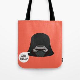 Kilo Ren - StarWars Tote Bag