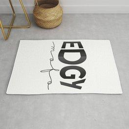 EDGY mof Rug