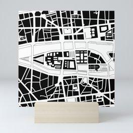 Île de la Cité. Paris Mini Art Print