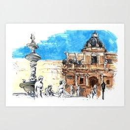 palermus Art Print