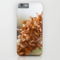 Winter Hydrangea II Slim Case iPhone 6s
