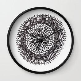 Concentric Blobs Wall Clock