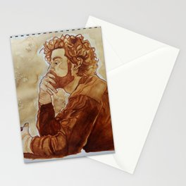 Oscar Isaac - Inside Llewyn Davis (I)  Stationery Cards