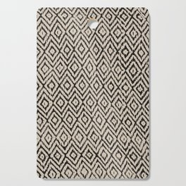Boho Diamonds inverse Cutting Board